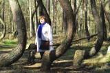 Jan Balewski przedstawia: Kościół w Gryfinie oraz krzywy las w Nowym Czarnowie NA ZDJĘCIACH