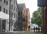 Kolorowa czy czarno-biała? Obie wersje są niezwykłe. Zobacz dawną Bydgoszcz na pokolorowanych zdjęciach