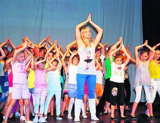 WCK prowadzi także zajęcia dla dzieci. Są nawet pięciolatki