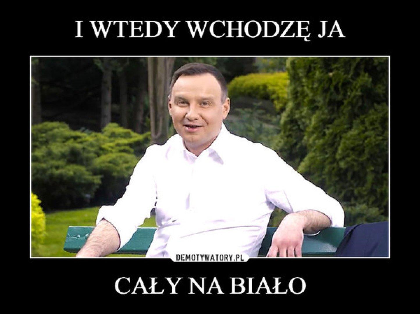 Weto Andrzeja Dudy Tematem Nr 1 W Internecie Zobaczcie Memy