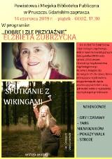Pruszcz Gdański: Spotkanie z dr Elżbietą Zubrzycką
