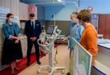 Bytomianie ufundowali respirator dla szpitala. Sprzęt trafił już do placówki ZDJĘCIA