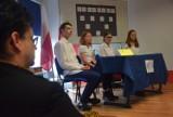 Debaty oksfordzkie w I LO im. Leona Kruczkowskego w Tychach ZDJĘCIA