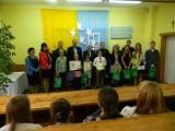 Konkurs Recytatorski Poezji i Prozy Karola Wojtyły w Zespole Szkół Ponadgimnazjalnych w Łodzierzy