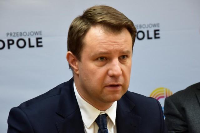 Prezydent Opola Arkadiusz Wiśniewski otrzymał list z pogróżkami. Ratusz zgłosił sprawę na policję