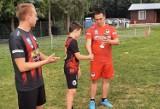 Nagroda za postawę fair play dla młodego zawodnika UKS Orzełki Kaszyce koło Przemyśla [ZDJĘCIA]