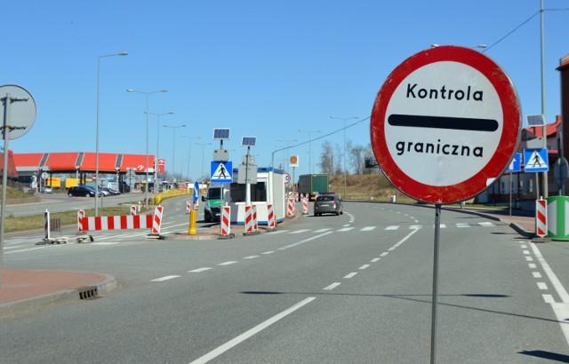 Przejście graniczne w Kudowie Słonem