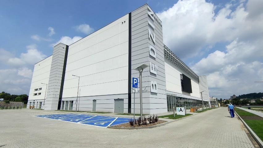 Tak prezentuje się nowa Będzin Arena. Wnętrze hali wszyscy...