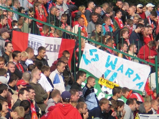 Warta Sieradz wygrała z Widzewem Łódź