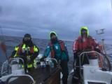 Kolski żeglarz zakończył szczęśliwie sylwestrowy rejs po Bałtyku