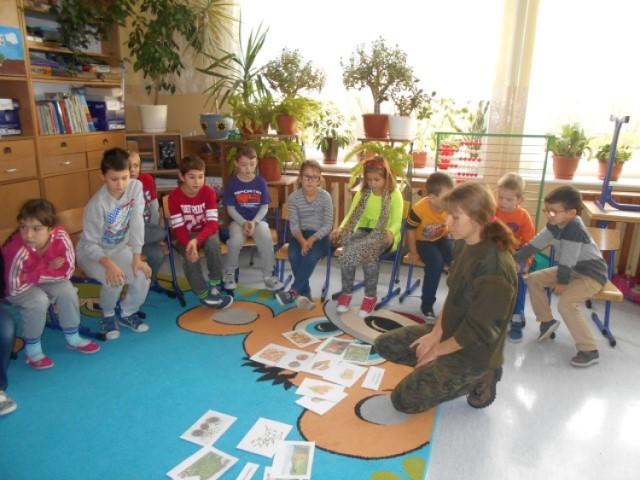 Krynica Morska. Warsztaty ekologiczne dla dzieci