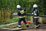 Sępólno Krajeńskie. Więcej strażaków zakażonych koronawirusem