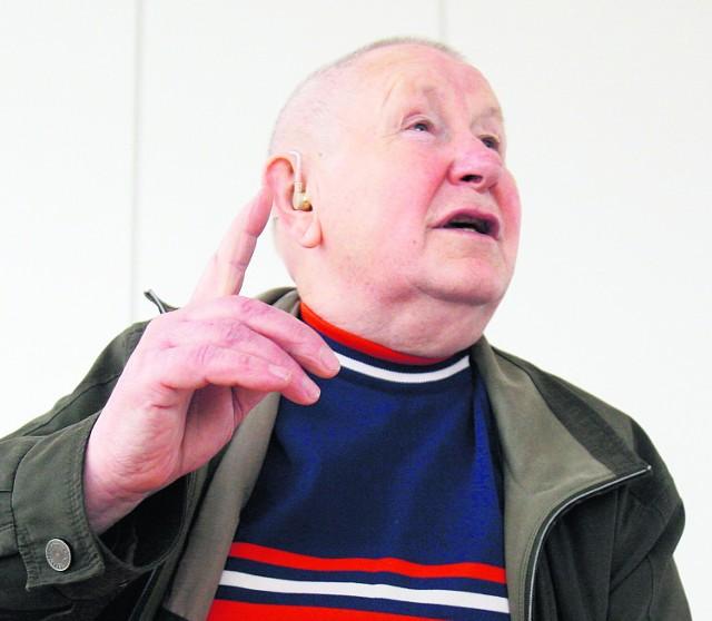 Henryk Wysoki od 50 lat oddaje krew. - I co mam z tego? - pyta