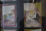 Muzeum Historyczne Skierniewic. Wystawa komiksów o Konstancji Gładkowskiej ZDJĘCIA