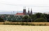 Tak wygląda Legnica widziana z wysokości ulicy Szczytnickiej [ZDJĘCIA]