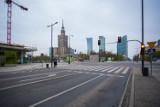Warszawa ma 63 mln zł rezerwy na walkę z koronawirusem. Co jeśli zostanie odcięta od świata?