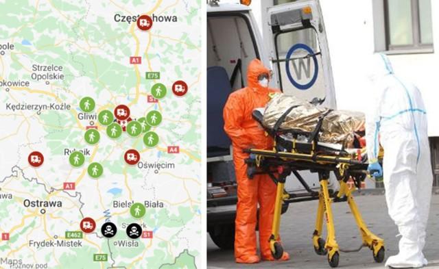 Zebraliśmy w jednym miejscu informacje kim są, skąd pochodzą pacjenci zainfekowani koronawirusem i gdzie są hospitalizowani.   Czytaj o przypadkach w woj. śląskim, kliknij w następne zdjęcie >>>
