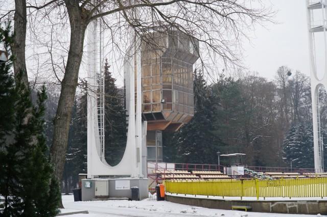 W ostatnich latach kompleks sportowo-rekreacyjny na poznańskim Golęcinie jest systematycznie modernizowany.  Kolejne zdjęcie --->