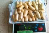 Chciał przemycić 1,5 kg narkotyków w żołądku. Nigeryjczyk zatrzymany na lotnisku w Warszawie