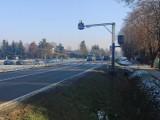 Fotoradar na trasie w kierunku Krosna już działa