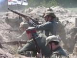 Wielka rekonstrukcja bitwy pod Bolimowem z 1915 roku. To było widowisko! ZDJĘCIA