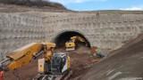 Budowa na S3 na Dolnym Śląsku - trwa drążenie gigantycznego tunelu