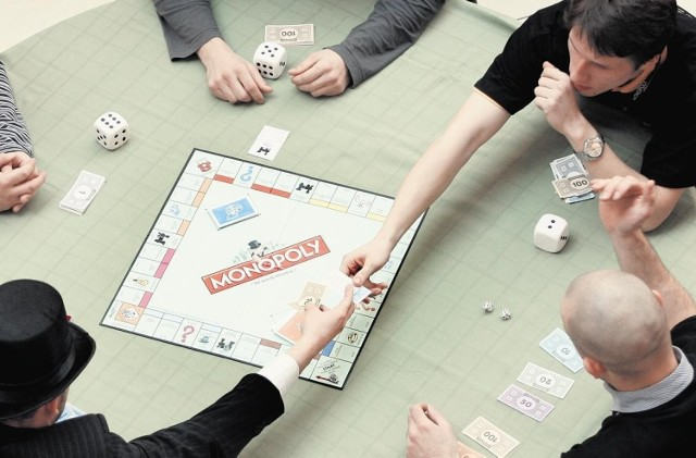 Olsztyn w grze Monopol