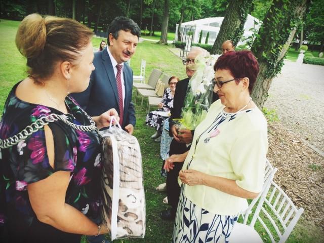 Jubileusz 50-lecia ślubu w Zapolicach