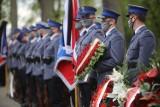 Racibórz. Pogrzeb policjanta Michała Kędzierskiego. 43-latek zginął tragicznie z rąk przestępcy