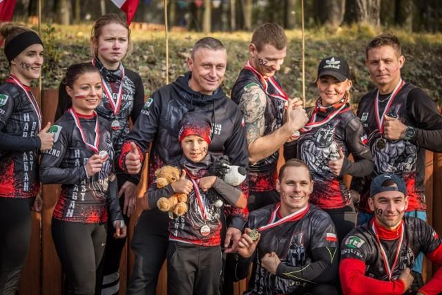 Bieg z okazji Dnia Niepodległości w Świętochłowicach