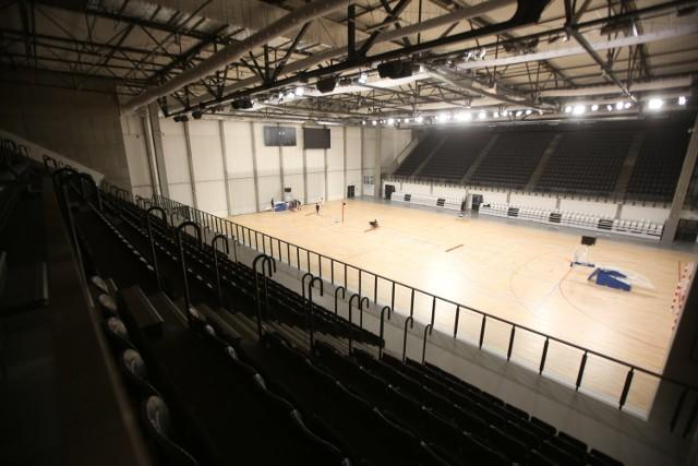 Tak prezentuje się w pełnej okazałości Będzina Arena  Zobacz kolejne zdjęcia/plansze. Przesuwaj zdjęcia w prawo - naciśnij strzałkę lub przycisk NASTĘPNE