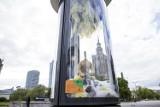 """Nietypowa wystawa w centrum miasta. """"Destrukcyjny wpływ człowieka na środowisko"""""""