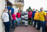 Nie ustaje pomoc dla szpitala w Rawie Mazowieckiej [ZDJĘCIA]