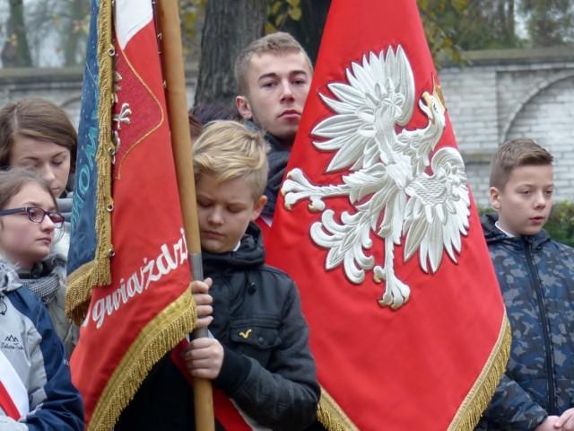 Święto Niepodległości w Złoczewie. Rok 2016.
