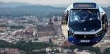 Kraków. Miniautobusy będą wozić pasażerów po ulicach zabytkowego centrum [ZDJĘCIA]