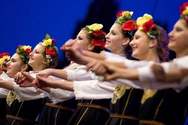 Zespoły występujące przy spółdzielniach to często grupy folklorystyczne