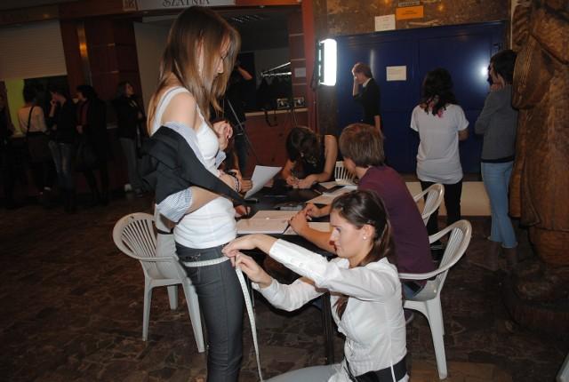 W castingu wzięło udział kilkadziesiąt osób z Konina i okolic