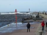 Silny wiatr w regionie - Straż Pożarna ze Słupska ma bardzo pracowity dzień