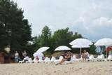 Plaża na Gryżycach działa! Trzeba zapłacić za wstęp! Góra piachu jest ogrodzona! Byliście? Jak Wam się podoba?