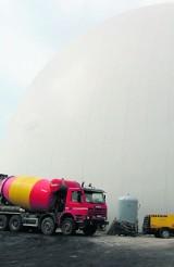 Magazyn na cukier w Dobrzelinie gotowy. Budowa silosu na 50 tys. ton cukru zaczęła się rok temu