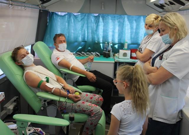 Akcja krwiodawstwa w Kociszewie
