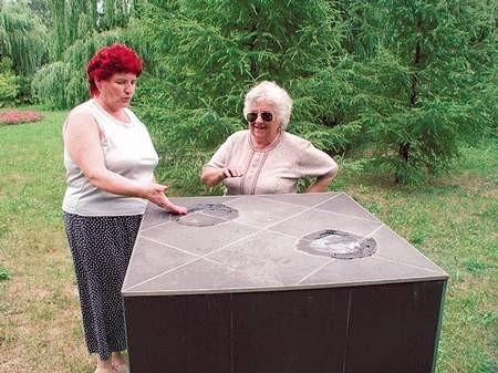 Po rzeźbie zostało tylko wspomnienie. Foto: JAKUB MORKOWSKI
