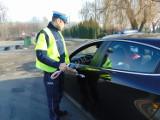 Oświęcim. Zatrzymano dwóch kierowców bez uprawnień, jeden z nich ma z dożywotni zakaz kierowania