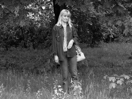 Odpowiednim ubiorem podczas spaceru w parku czy lesie, człowiek może osłonić się przed kleszczami. Foto: VIOLETTA GRADEK