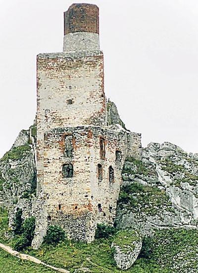 Pod względem legend żaden inny zamek jurajski nie może się równać olsztyńskiej warowni