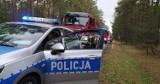 Trzy kolizje drogowe w Wygnanowie. Jedna po drugiej, kierowcy nie zachowali ostrożności