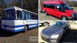 Nowy przetarg AMW. Wojsko sprzedaje samochody osobowe, busiki, dostawcze i autobusy