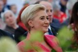 Pierwsza Dama odwiedziła woj. lubelskie. Wzięła udział w otwarciu Domu Pomocy Społecznej w Żyrzynie. Zobacz zdjęcia