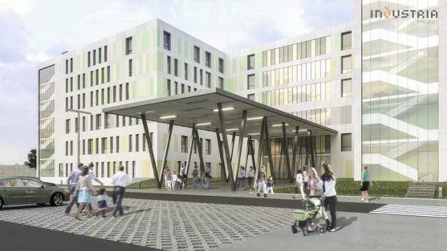 Tak ma wyglądać szpital.