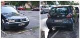 Opole. Przerysowała cudze auto na parkingu i... odjechała, by zatrzeć ślady. Sprawczynię nagrali sąsiedzi